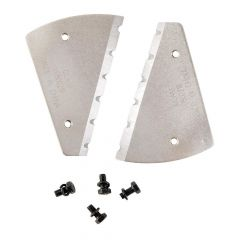 Clam 8 IN Edge Gas Auger Replacement Blades 9621