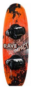 RAVE SPORTS Impact Wakeboard with Charger Boots 02389
