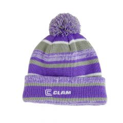 Ice Armor by Clam Clam Pom Hat 2.0 Lavender One Size 12680