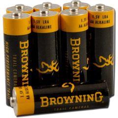 BROWNING Trail Camera AA Alkaline Batteries BTC 8AA