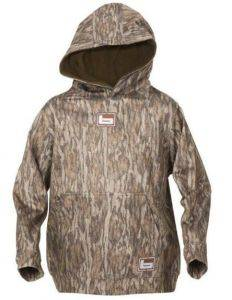 Banded Youth Tec Fleece Pullover Bottomland B3050001-BL