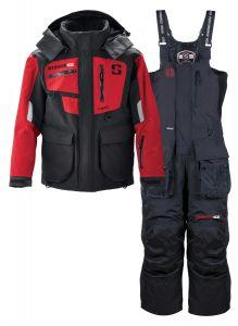 Striker Men's Climate Suit Climate-Red-Black